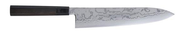 CHROMA Haiku Itamae Suminagashi Gyuto Kochmesser 27 cm
