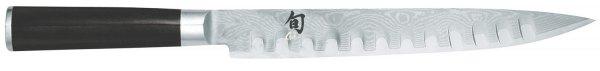 Kai Shun Schinkenmesser mit Kullenschliff