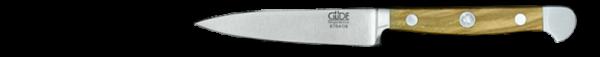 Güde Alpha Olive Spickmesser - 8 cm