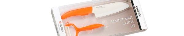 Kyocera Geschenkset orange