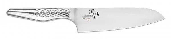 """Seki Magoroku Shoso Santoku 6.5"""" (16,5 cm)"""