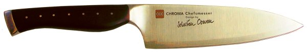 CHROMA CCC Kleines Kochmesser 16 cm