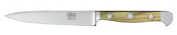 Güde Alpha Olive Spickmesser - 13 cm