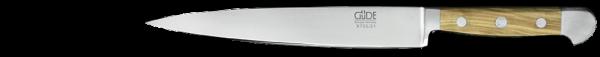 Güde Alpha Olive Schinkenmesser - 21 cm