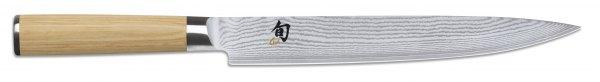 "SHUN CLASSIC White Schinkenmesser 9"" (23,0 cm)"