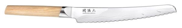 Seki Magoroku Composite Brotmesser